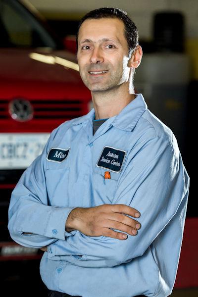 Miroslav Karakolev - Senior Mechanic - Autotex Service Centre