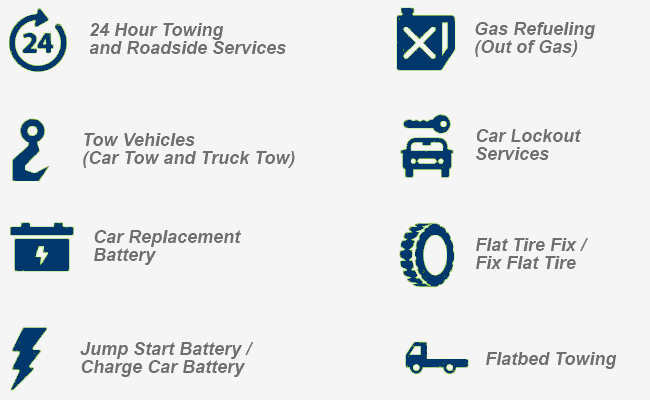autotex emergency roadside assistance coverage